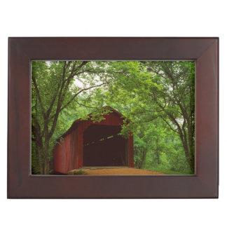 USA, Missouri, Jefferson County, Sandy Creek Memory Box