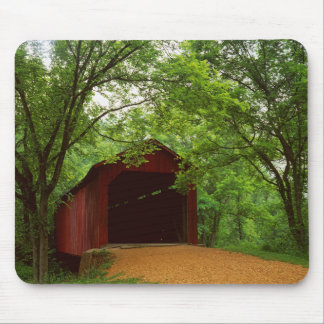 USA, Missouri, Jefferson County, Sandy Creek Mouse Pad