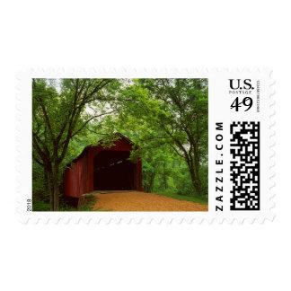 USA, Missouri, Jefferson County, Sandy Creek Postage Stamp