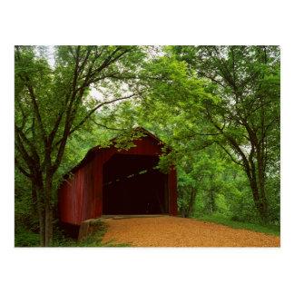 USA, Missouri, Jefferson County, Sandy Creek Postcard