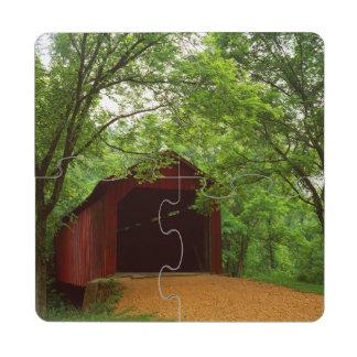 USA, Missouri, Jefferson County, Sandy Creek Puzzle Coaster