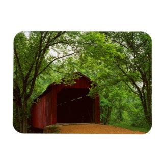 USA, Missouri, Jefferson County, Sandy Creek Rectangular Photo Magnet