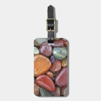 USA, Montana, Clark Fork River, Stones 2 Luggage Tags