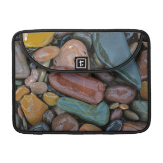 USA, Montana, Clark Fork River, Stones Sleeves For MacBooks