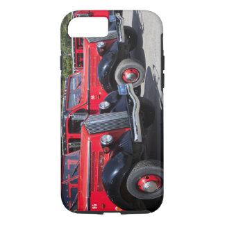 USA, Montana, East Glacier Park, gateway to iPhone 8/7 Case