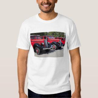 USA, Montana, East Glacier Park, gateway to T-shirt