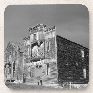 USA, Montana, Elkhorn Fraternity Hall meeting Coaster