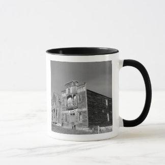 USA, Montana, Elkhorn Fraternity Hall meeting Mug