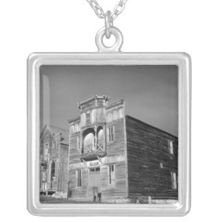 USA, Montana, Elkhorn Fraternity Hall meeting Necklaces