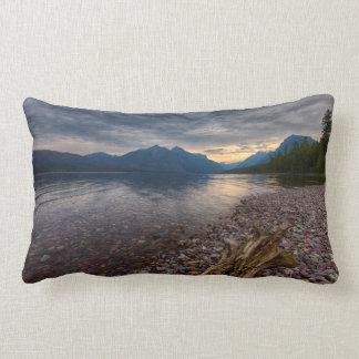 USA, Montana, Glacier National Park 1 Lumbar Pillow