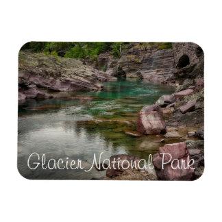 USA, Montana, Glacier National Park 2 Magnet
