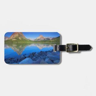 USA, Montana, Glacier National Park 4 Luggage Tag