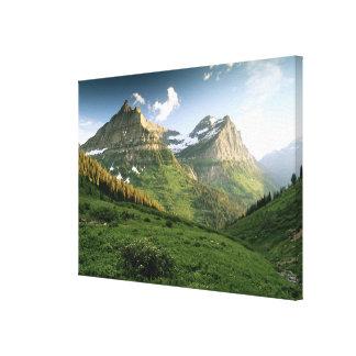 USA, Montana, Glacier National Park Canvas Print