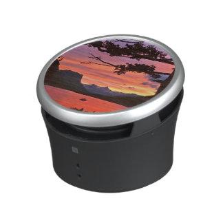 USA, Montana, Glacier National Park. Landscape Bluetooth Speaker
