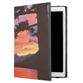 "USA, Montana, Glacier National Park. Landscape iPad Pro 12.9"" Case"