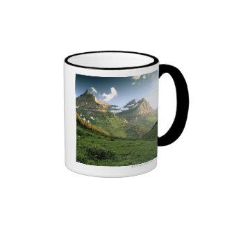 USA, Montana, Glacier National Park Ringer Mug