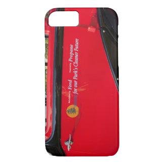 USA, Montana, Glacier National Park, Vintage iPhone 7 Case