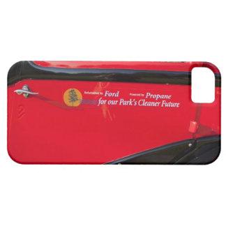 USA, Montana, Glacier National Park, Vintage iPhone SE/5/5s Case