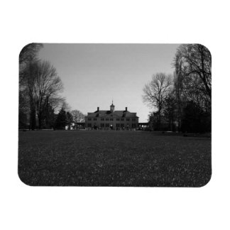 USA Mount Vernon George Washington house 1970 Magnet