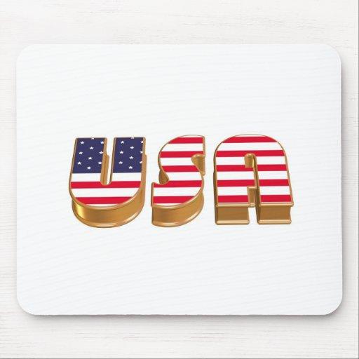 USA MOUSE MATS