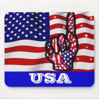 USA!_ MOUSE PAD