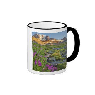 USA, Mt. Rainier National Park, Washington. Coffee Mugs