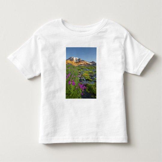 USA, Mt. Rainier National Park, Washington. Toddler T-shirt