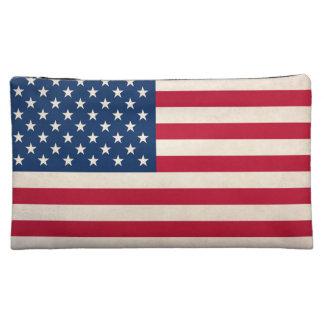 USA national flag Makeup Bag