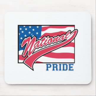 USA National Pride Mouse Pad