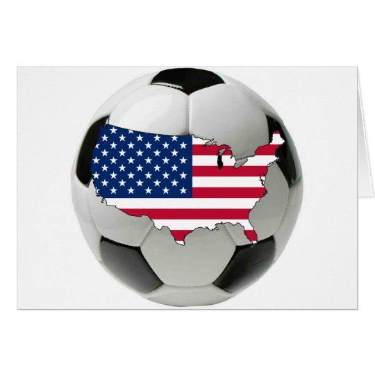 USA national team Card