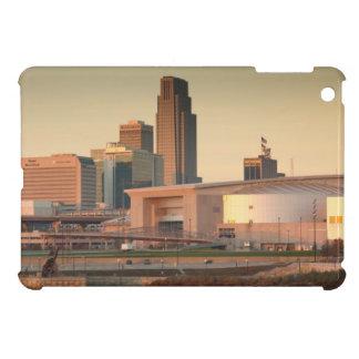 USA, Nebraska, Omaha, Skyline iPad Mini Covers