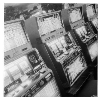USA, Nevada, Las Vegas: Casino Slot Machines / Tile