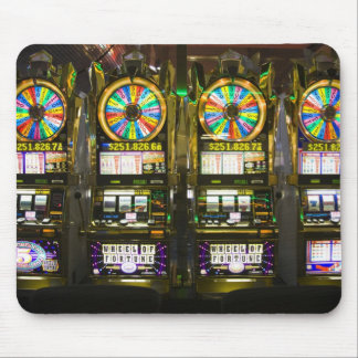 USA, Nevada, Las Vegas. McCarran International Mouse Pad
