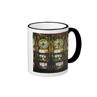 USA, Nevada, Las Vegas. McCarran International Ringer Coffee Mug