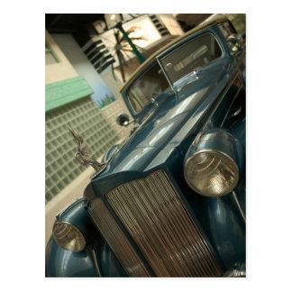 USA, Nevada_Reno: National Automobile Museum Postcard