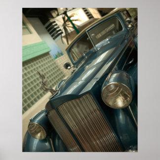 USA, Nevada_Reno: National Automobile Museum Poster