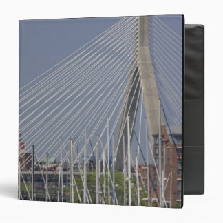 USA, New England, Massachusetts, Boston, boats 3 Ring Binder