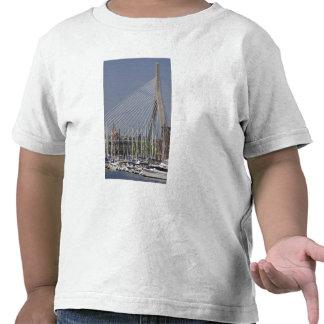 USA, New England, Massachusetts, Boston, boats Shirt