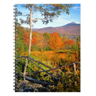 USA, New England, New Hampshire, Chocorua Notebook