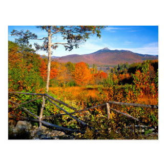 USA, New England, New Hampshire, Chocorua Postcard