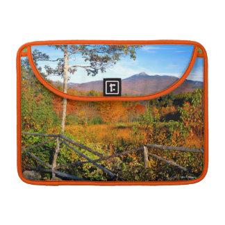 USA, New England, New Hampshire, Chocorua Sleeve For MacBook Pro