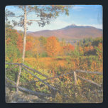 "USA, New England, New Hampshire, Chocorua Stone Coaster<br><div class=""desc"">Jaynes Gallery / DanitaDelimont.com USA,  North America,  New Hampshire</div>"