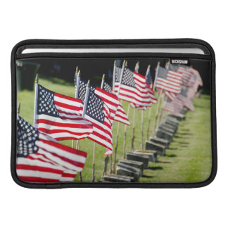 USA, New England, Rhode Island, Bristol MacBook Sleeve