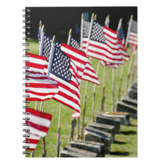 USA, New England, Rhode Island, Bristol Notebooks