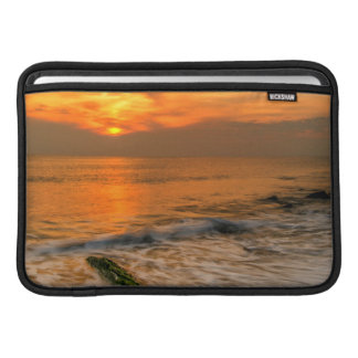 USA, New Jersey, Cape May. Scenic On Cape May 4 MacBook Air Sleeve