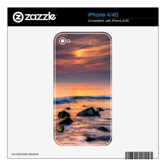 USA, New Jersey, Cape May Skins For The iPhone 4