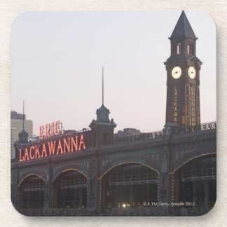 USA, New Jersey, Hoboken, old train station Coaster