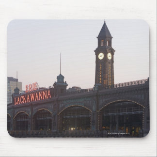 USA, New Jersey, Hoboken, old train station Mouse Pad