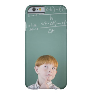USA, New Jersey, Jersey City, Boy (8-9) Barely There iPhone 6 Case