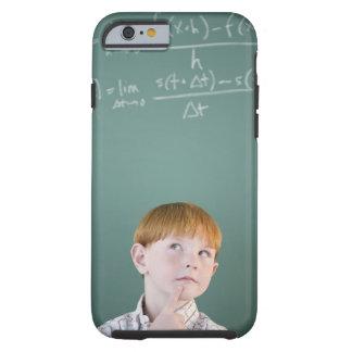USA, New Jersey, Jersey City, Boy (8-9) Tough iPhone 6 Case